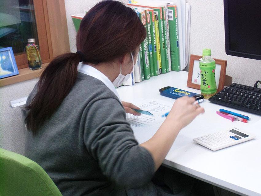 簿記の勉強