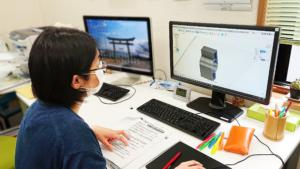 3次元CAD利用技術者試験2級練習