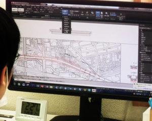 土木CAD図面
