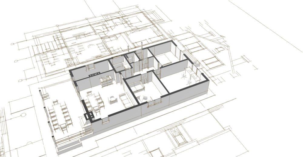 建築cad図面