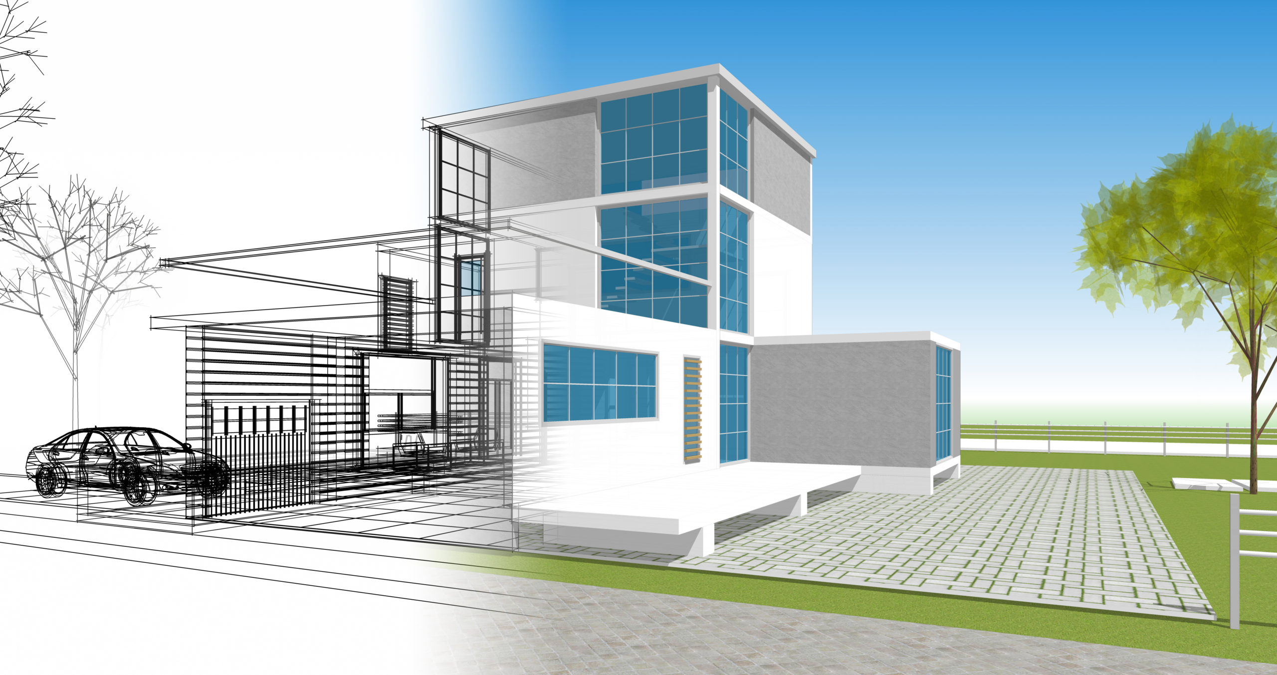 建築立体図